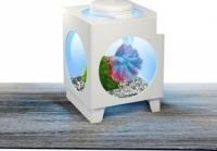 Tetra betta projector аквариум-проектор белый