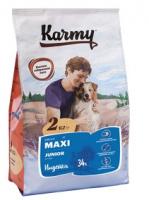 Karmy Junior Maxi Turkey (Карми Макси Юниор для щенков крупных пород, с индейкой)