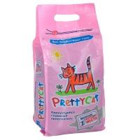 PrettyCat Euro Mix Aloe (Комкующийся наполнитель для кошачьих туалетов с ароматом алоэ вера)