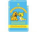 """Пелигрин Доброзверики доброзверики подстилки для животных 60х40,   5 шт. """"экономичная упаковка"""""""