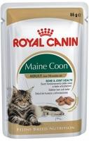 Royal Canin Maine Coon Adult (Мясные кусочки в соусе для кошек породы мейн кун)