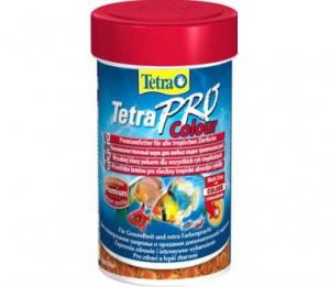 Tetra pro color crisps корм-чипсы для улучшения окраса всех декоративных рыб