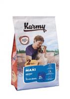 Karmy Maxi Veal (Карми Макси Эдалт для взрослых собак крупных пород, с телятиной).