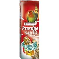 Versele-Laga палочки для средних попугаев prestige с экзотическими фруктами