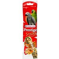 Versele-Laga палочка для крупных попугаев prestige с орехами и медом
