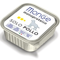 Monge Dog Monoproteico Solo консервы для собак паштет из курицы