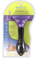 FURminator для кошек больших короткошерстных пород short hair large cat