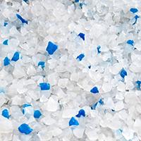 Рыжик Наполнитель силикагелевый синий (лаванда)