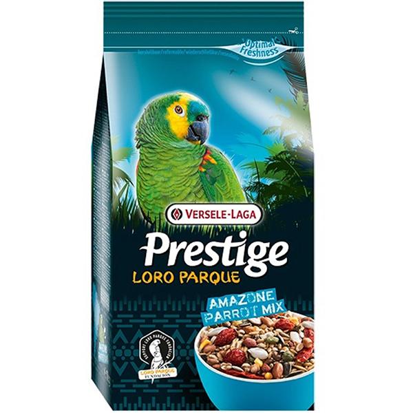 Versele-Laga корм для крупных попугаев prestige premium amazone parrot loro parque mix