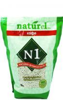 N1 Наполнитель древесный комкующийся Naturel