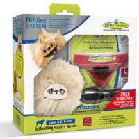 FURminator FURflex Комбо S, для собак мелких пород+Шерстик