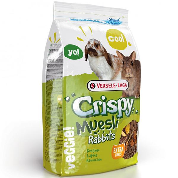 Versele-Laga корм для кроликов crispy muesli rabbits