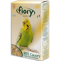 Fiory корм для волнистых попугаев oro mix cocory