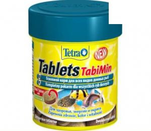 Tetra tabletstabimin корм для всех видов донных рыб