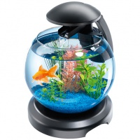 Tetra cascade globe аквариумный комплекс черный