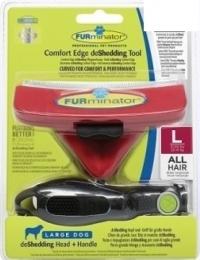 FURminator furflex комбо против линьки l, для собак крупных пород