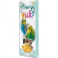 Fiory палочки для попугаев sticks с медом