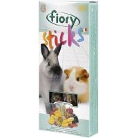 Fiory палочки для кроликов и морских свинок sticks с фруктами