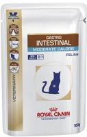 Royal Canin Gastro Intestinal Moderate Calorie (Паучи для кошек при нарушениях пищеварения)