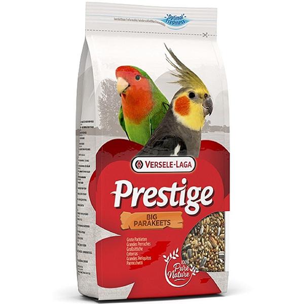 Versele-Laga корм для средних попугаев prestige big parakeets