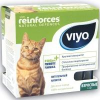 VIYO reinforces cat adult пребиотический напиток для взрослых кошек