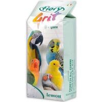Fiory песок для птиц grit lemon лимон