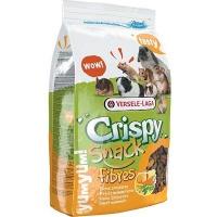 Versele-Laga дополнительный корм для грызунов с клетчаткой crispy snack fibres