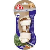 8in1 delights beef s косточка с говядиной для мелких и средних собак