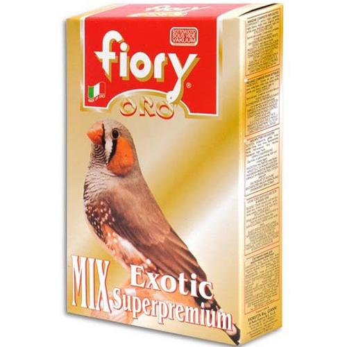 Fiory корм для экзотических птиц oro mix exotic