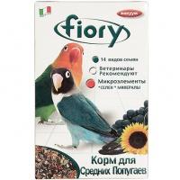 Fiory корм для средних попугаев parrocchetti africa_УДАЛЕН
