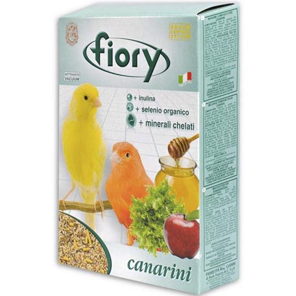 Fiory корм для канареек canarini