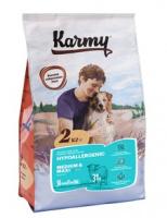 Karmy Medium&Maxi Hypoallergenic Lamb (Карми Гипоаллергенный Медиум и Макси для собак средних и крупных пород, с ягненком)