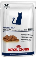 Royal Canin Neutered Adult Maintenance (Паучи для кастрированных кошек / котов до 7 лет)