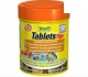 Tetra tabletstips корм в таблетках для приклеивания к стеклу