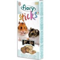 Fiory палочки для хомяков sticks с орехами