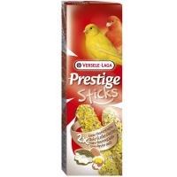 Versele-Laga палочки для канареек prestige с яйцом и ракушечником