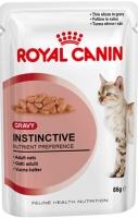 Royal Canin Instinctive (Мясные кусочки в соусе для кошек старше 1 года)