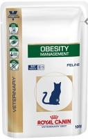Royal Canin Obesity Management S/O (Паучи для кошек при ожирении)